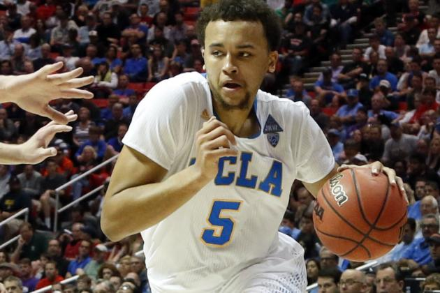 Spurs Tap UCLA's Anderson at No. 30