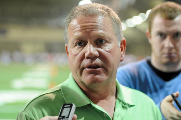 UGA Series Exciting, but Too Much for Irish?