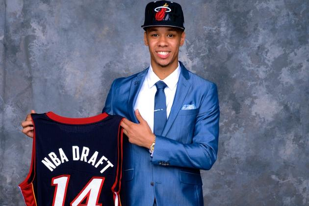 Pat Riley Gets His and LeBron James' Favorite Draft Pick in Shabazz Napier