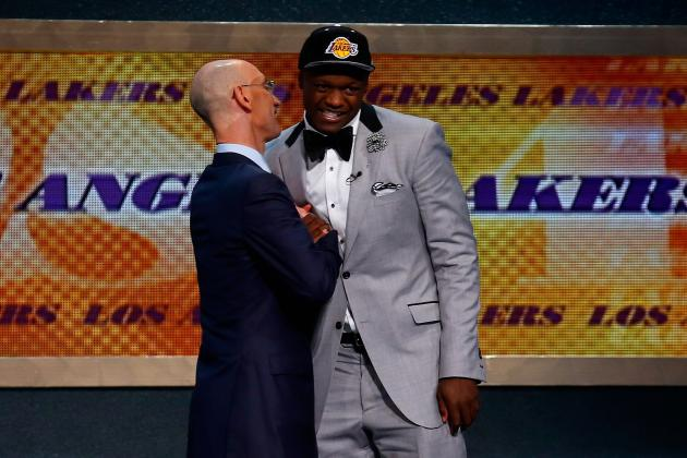 NBA Draft Grades 2014: Full Results, Analysis and Instant Reaction