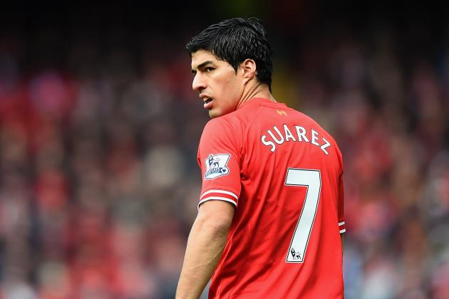 'It's Time for Liverpool to Get Rid of Suarez', Claims Former Reds Star