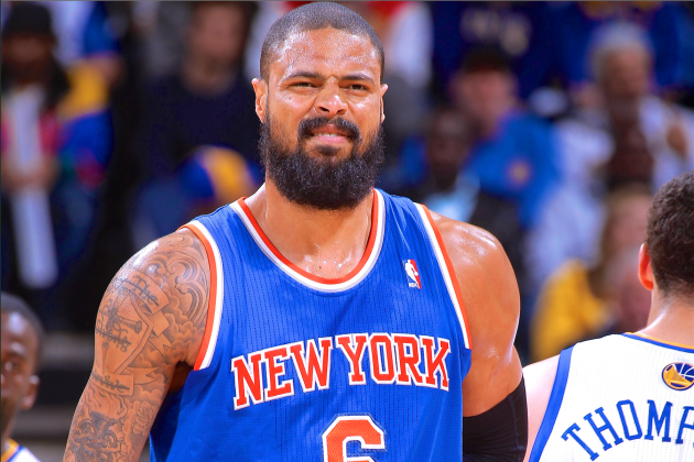Phil Jackson Says Tyson Chandler Trade Was About Fixing NY Knicks' Chemistry