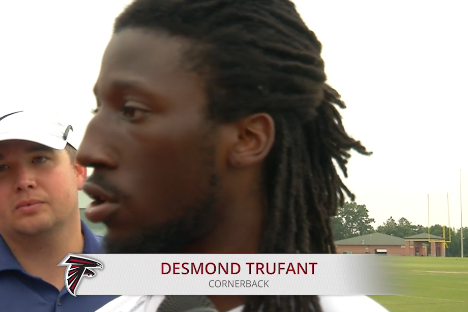With Full Offseason, Trufant Focused on Picks