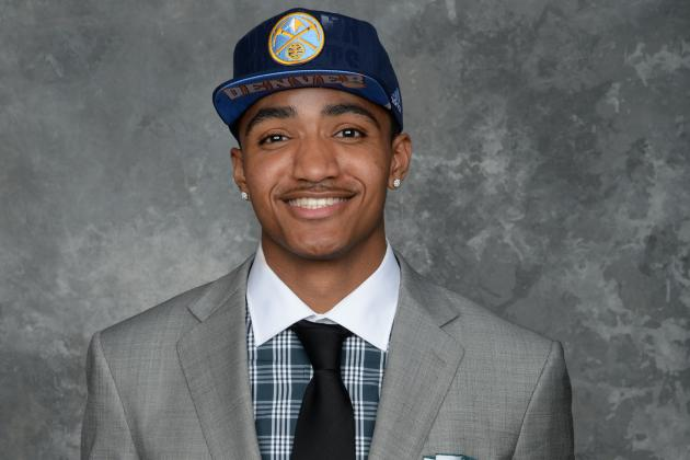 Nuggets Get 'Steal of the Draft' with Selection of Michigan State's Gary Harris