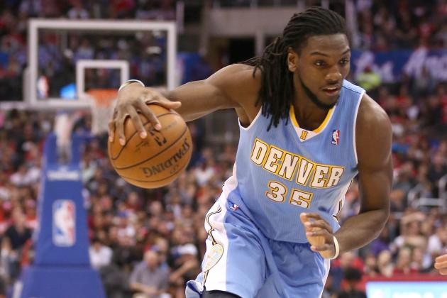Denver Nuggets Hope to Sign Kenneth Faried to a Contract Extension