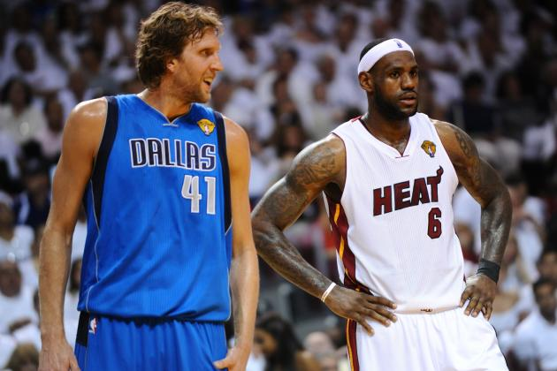 Breaking Down Dallas Mavericks' Best Free-Agent Pitch to Get LeBron James