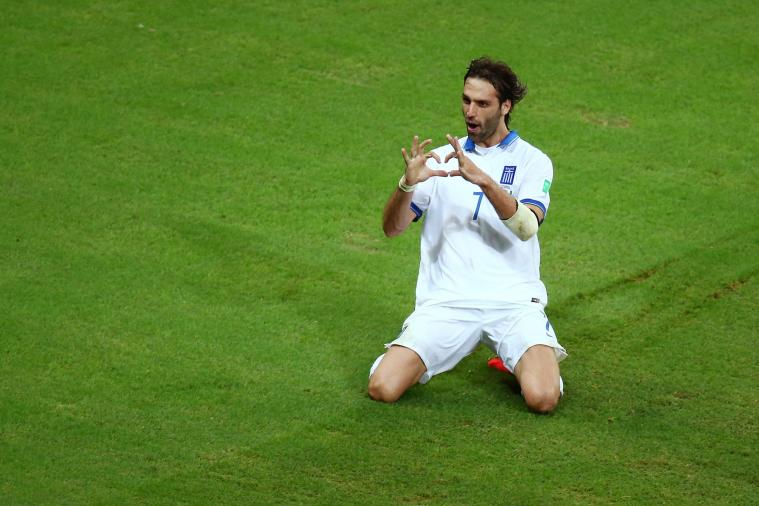 Georgios Samaras, Greek FA Arrange for Fan with Down Syndrome to Visit Brazil