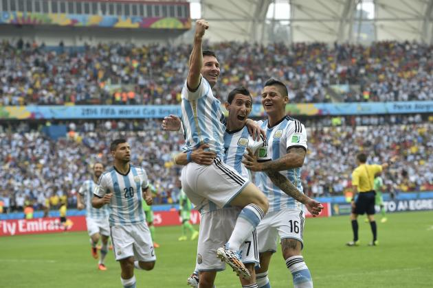 World Cup 2014: Teams, Odds and Complete Schedule for Round of 16