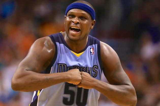 Zach Randolph Opts to Remain with Grizzlies: Latest Details, Comments, Reaction