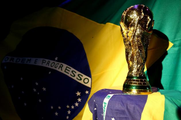 World Cup Schedule 2014: Full Picks and Bracket Projections for Updated Fixtures