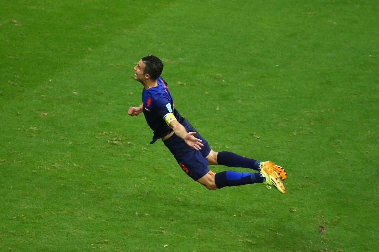 Netherlands Team Offered Trip to Space If They Win 2014 World Cup