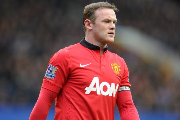Wayne Rooney Place in Question Amid Man United's Herrera Signing, Vidal Interest