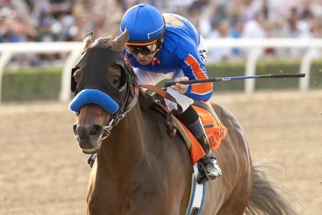 Breeders' Cup Challenge: Game on Dude Seeks Third Gold Cup Win