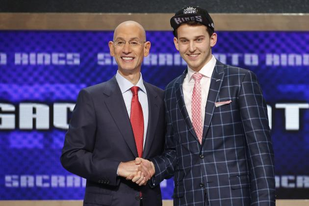 NBA Draft 2014: Franchise-by-Franchise Results and Grades Table