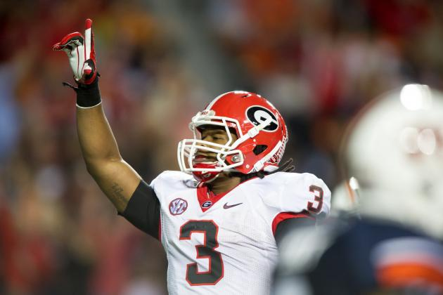 Todd Gurley Could Go Pro After Junior Year, Mark Richt Hints