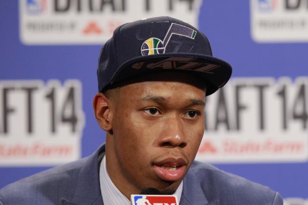 NBA Draft 2014: Jazz Fans React to Rodney Hood