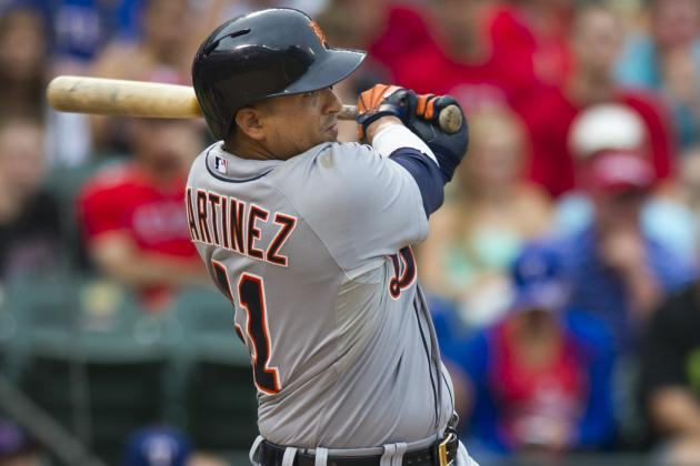 Martinez on Pace to Shatter Career Highs During Contract Year