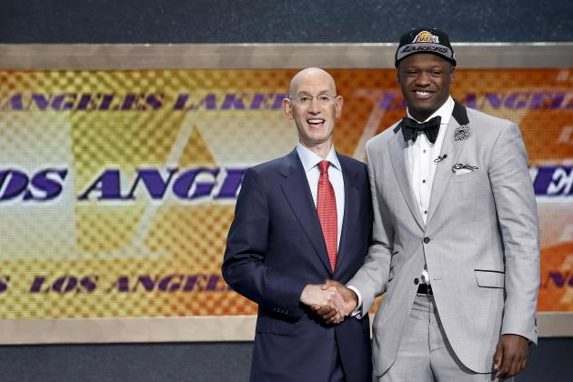 2014 NBA Draft Results: Table of Grades for Each Franchise