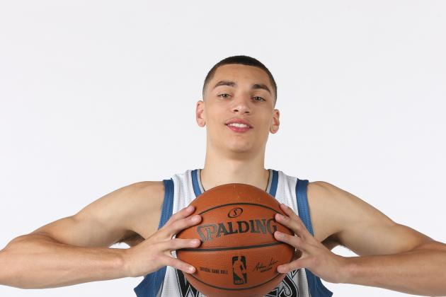 NBA Draft 2014: Timberwolves Fans React to Zach LaVine on Twitter