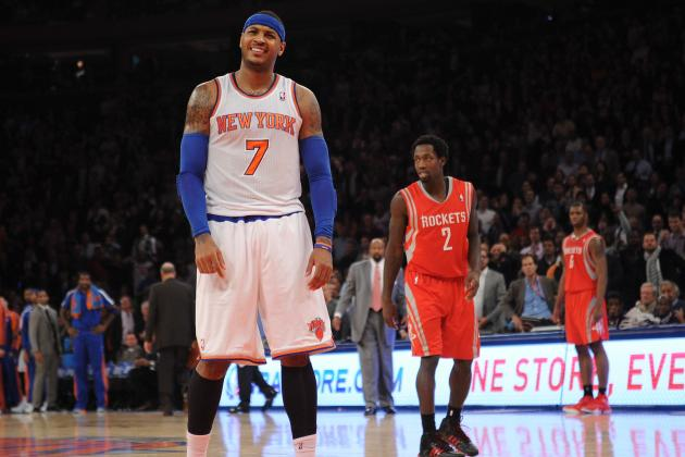 Knicks Rumors: Latest on Carmelo Anthony, Trade Buzz and Patric Young