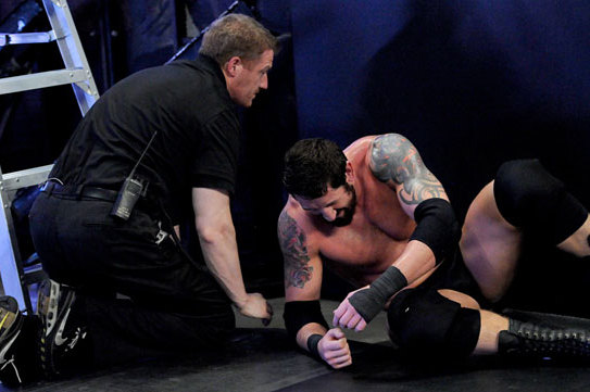 WWE Shouldn't Lose Faith in Bad News Barrett over Latest Injury