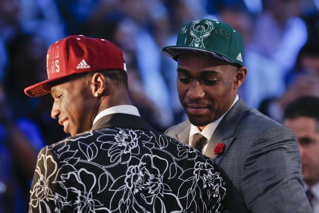 NBA Draft 2014: Full Results and Grades for All Prospects Selected
