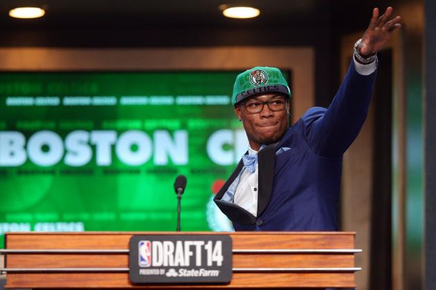 Boston Celtics Direction Crystal Clear After 2014 NBA Draft