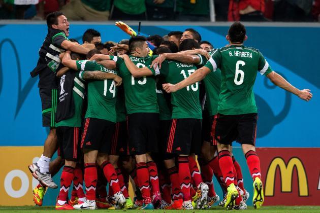 B/R Exclusive: Mexico's Aspirations for the Round of 16 Match vs. Netherlands