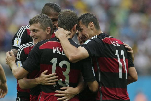 Germany vs. Algeria: Form Guide, Live Stream and Prediction for 2014 World Cup