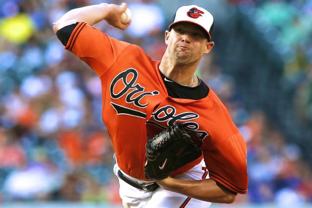 Bud Norris Injury: Updates on Orioles Pitcher's Groin and Return