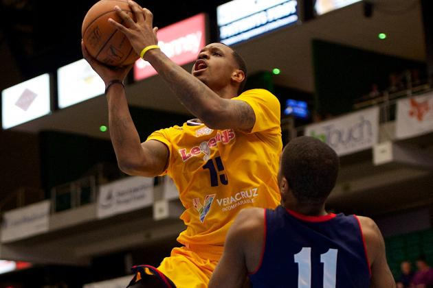 Nunnally to Play for Pacers' Summer League