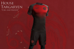 'Game of Thrones' World Cup Kits