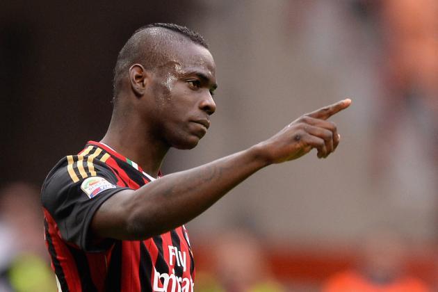 Arsenal Transfer News: Latest on Mario Balotelli, Mathieu Debuchy and More