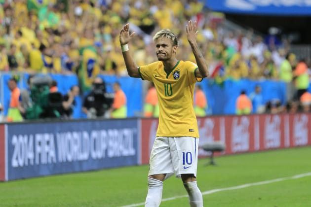 World Cup Is Neymar's Time to Stake Claim as World's Best Player