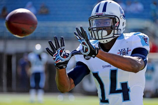 Michael Preston Tries to Seize Bigger Role with Titans