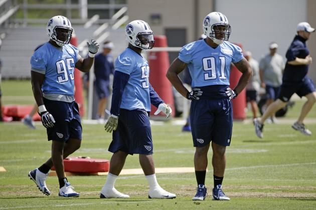 How Will Titans Parcel out Playing Time at OLB?