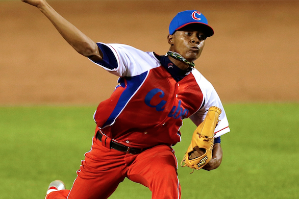 Cuban Pitcher Raisel Iglesias to Reds: Latest News, Reaction and Details