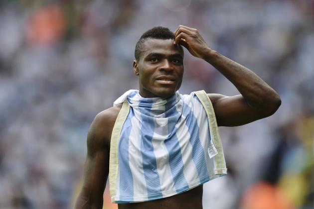 Chelsea Transfer News: Why the Blues Shouldn't Chase Emmanuel Emenike