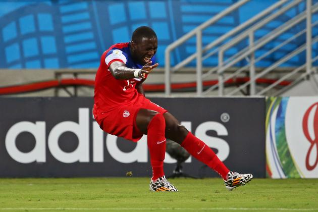 Jozy Altidore's Return Vital for Team USA's 2014 World Cup Chances