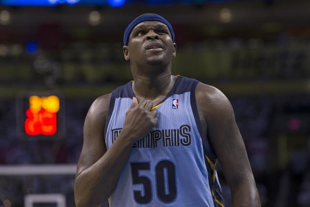 Memphis Grizzlies' Window Still Open Just Enough After Zach Randolph Extension