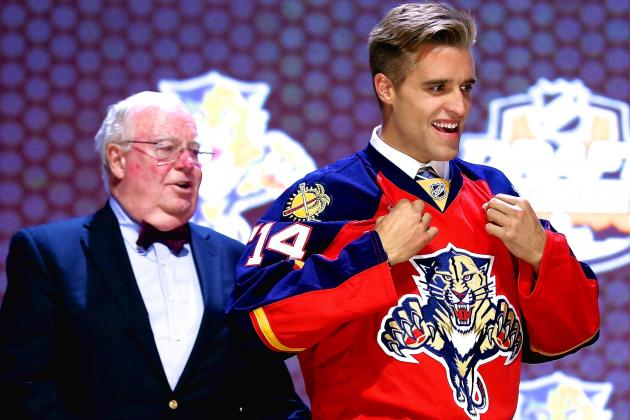 Aaron Ekblad: Prospect Profile for Florida Panthers' 1st-Round Pick