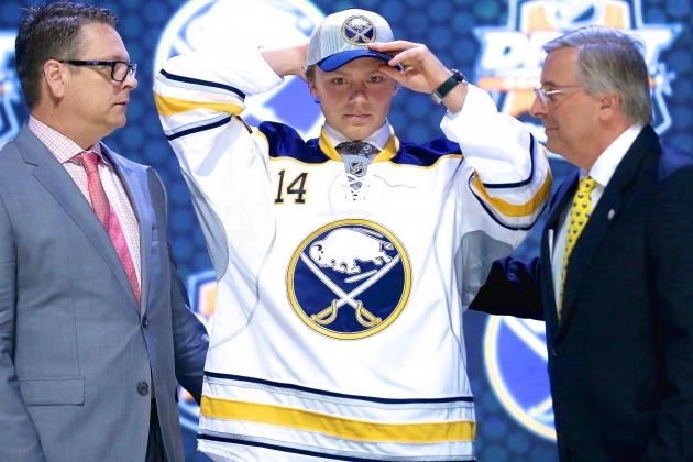 Sam Reinhart: Prospect Profile for Buffalo Sabres' 1st-Round Pick