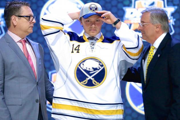 Sam Reinhart: Prospect Profile for Buffalo Sabres' 1st-Round Pick