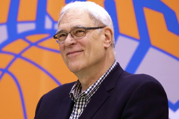 Knicks' Draft Splash Shows Phil Jackson Already Shifting Franchise's Trajectory