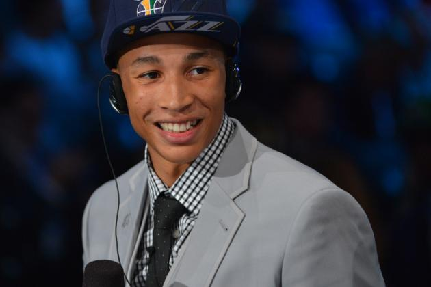 Monson: Jazz Have Good Fortune in Draft