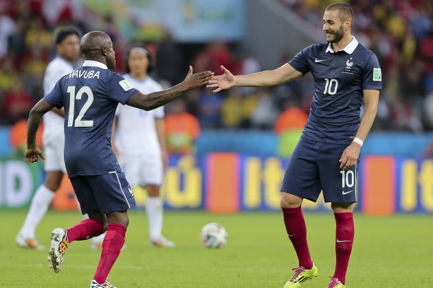 France vs. Nigeria Betting Odds, World Cup Preview, Prediction