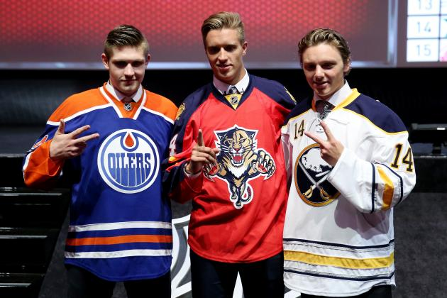 NHL Draft 2014: Full Results and Initial Grades for 1st Round