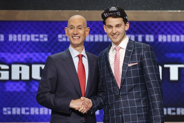 What Offseason Moves Are Next for Sacramento Kings with NBA Draft Complete?
