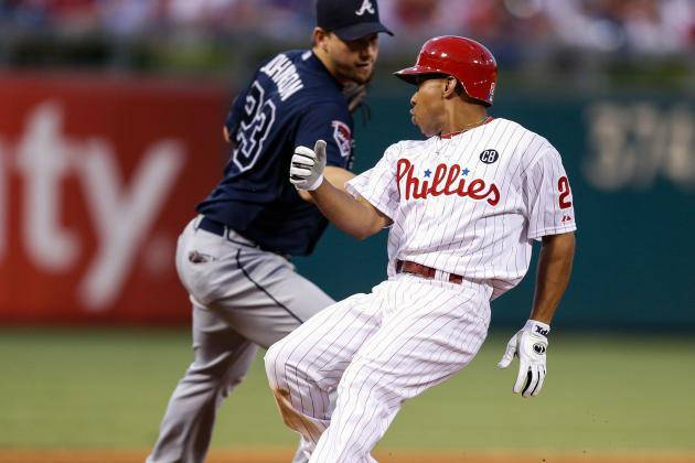 Phillies Drop Series Opener to Braves, 4-2