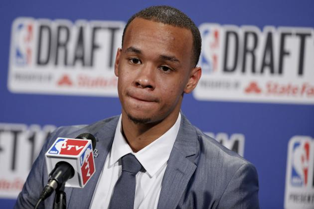 NBA Draft 2014 Results: Table of Letter Grades for Rounds 1-2 for Each Franchise